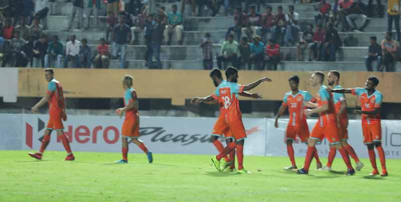Chennai City begin title defence with slender win over TRAU FC