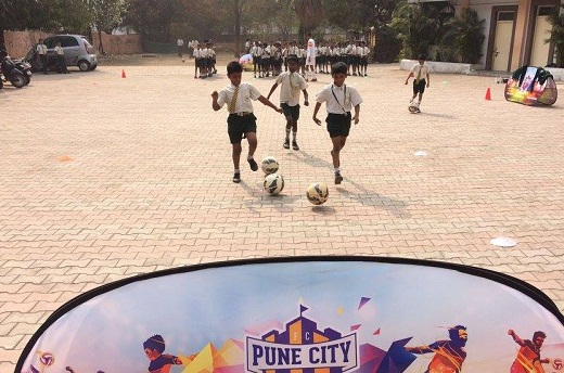 Football franchise FC Pune City focus on grassroots programme