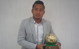 Jeje Lalpekhlua Chennaiyin FC wins FPAI Indian Player of the Year Award