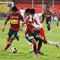 Mohun Bagan target hat-trick of home wins in I-League