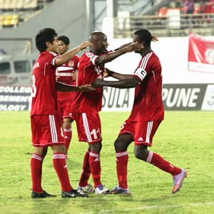 I-League: Pune FC beat Arrows to rise to third place
