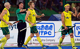 Hockey World League Final: Jamie Dwyer stars in Australia's win against Netherlands, seal final berth