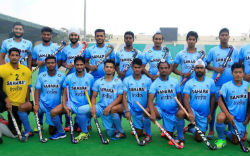 India Junior Men Hockey Team