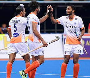 Young brigade to add valour to 2016 Hockey India League