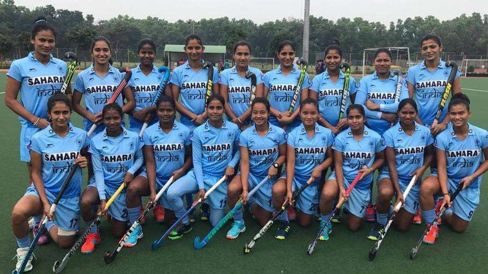 Indian hockey team women Asia Cup