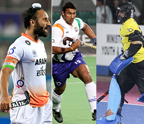 Sardar, Raghunath, Srejesh among top Indian stars to add colour to Hockey India League
