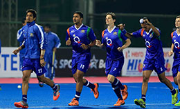 Uttar Pradesh Wizards - Hockey India League