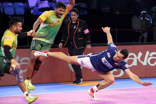 Patna Pirates beat Dabang D