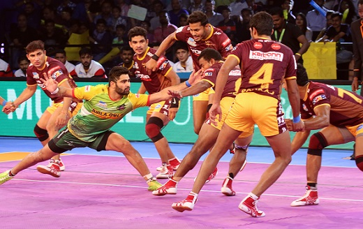 Patna Pirates beat UP Yoddha