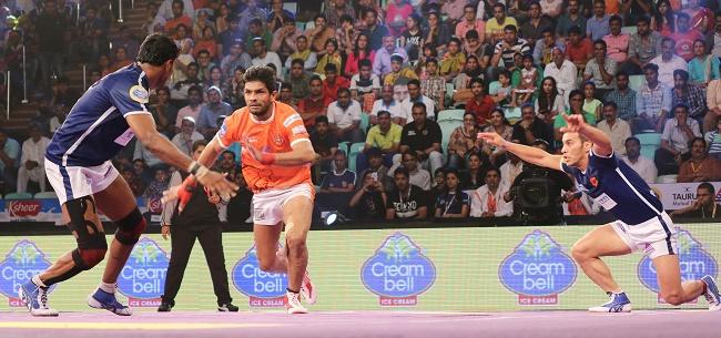 Pro Kabaddi League: Deepak Hooda helps Puneri Paltan beat Dabang Delhi 39-34