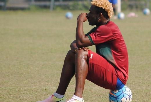 Sony Norde likely to miss Mohun Bagan-Mumbai FC clash