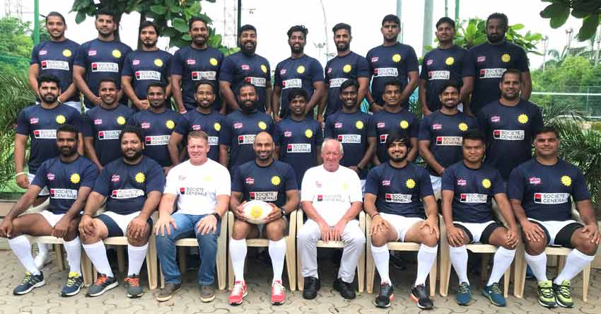 Indian Mens Rugby Team 2019