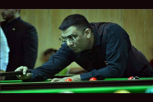 World Masters Snooker Lilly crashes out of Kolkata Open National Invitation Snooker Championship