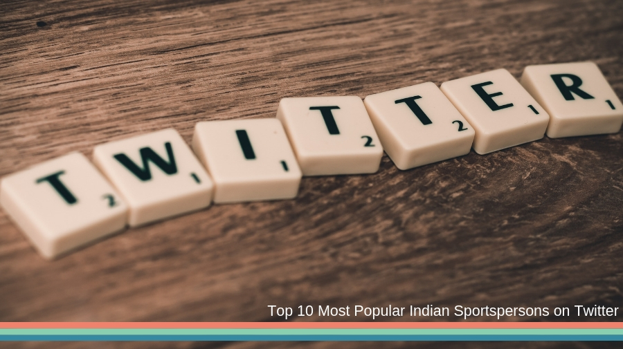 Top 10 Most Popular Indian Sportspersons on Twitter