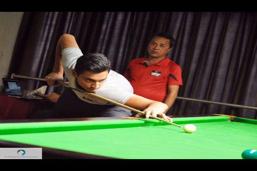Snooker: Aditya Mehta wins Pro-Am event with partner Ravi Goenka