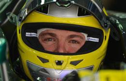 Hamilton wins Abu Dhabi GP but Rosberg bags Formula One World Championship