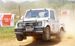 Indian National Autocross Championship: Harshitha wins in female category, George fastest amateur