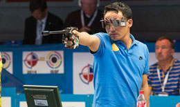 Shooter Manjit pips Jitu Rai to win gold at National Shooting Championship Competitions