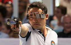 Jitu Rai strikes silver in men's 50m pistol event at ISSF World Cup Finals at Bologna