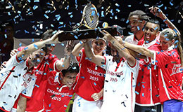 IPTL 2015 FINAL SINGAPORE SLAMMERS Champions