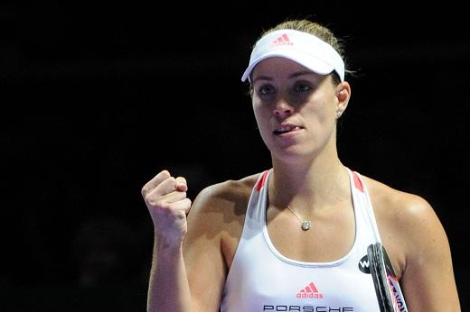 Australian Open: Kerber wins, Kuznetsova outlasts Jankovic, Bouchard out