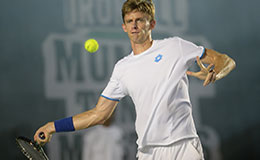 Kevin Anderson talks about Chennai debut, beating Murray, 2016 & more