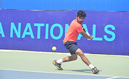 Lakshit Fenesta Open National tennis Championship