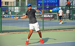 Parikshit Somani Fenesta Open Junior Nationals
