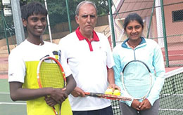 Pranjala Theertha Shashank participating in international events before US Open