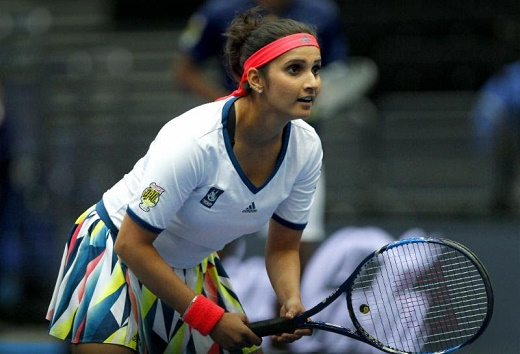 Sania Mirza Indian Aces