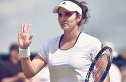 Sania Mirza tennis