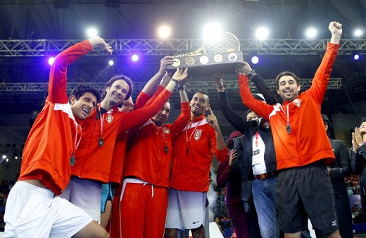 Singapore Slammers IPTL Final