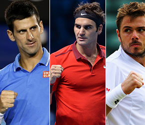 Djokovic, Federer or Wawrinka? Players to watch out for in Australian Open