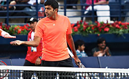 rohan bopanna at dubai 2015 atp final