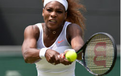 Serena sets date with Kimiko in third round