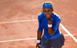 Serena beats Larsson to win Swedish Open