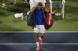 Robredo shocks Federer in US Open 4th round