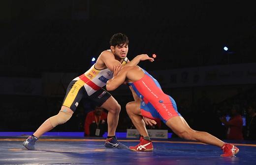 Mumbai Maharathi edge out Delhi Sultans to enter Pro Wrestling League semis