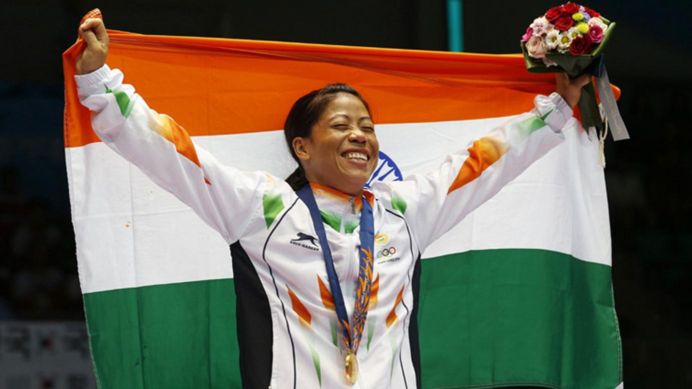 Mary Kom new