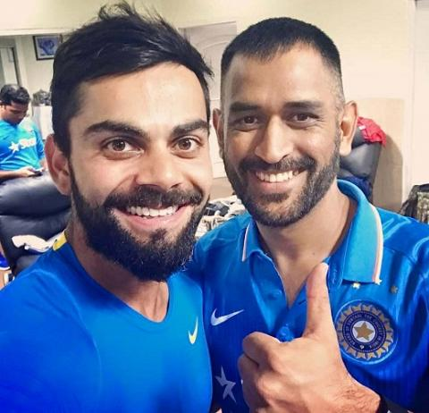 Mahendra Singh Dhoni Vs Virat Kohli Who Is A Better Captain